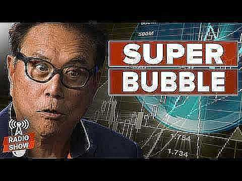 the united states is facing the biggest bubble in history robert kiyosaki harry dent stan harley