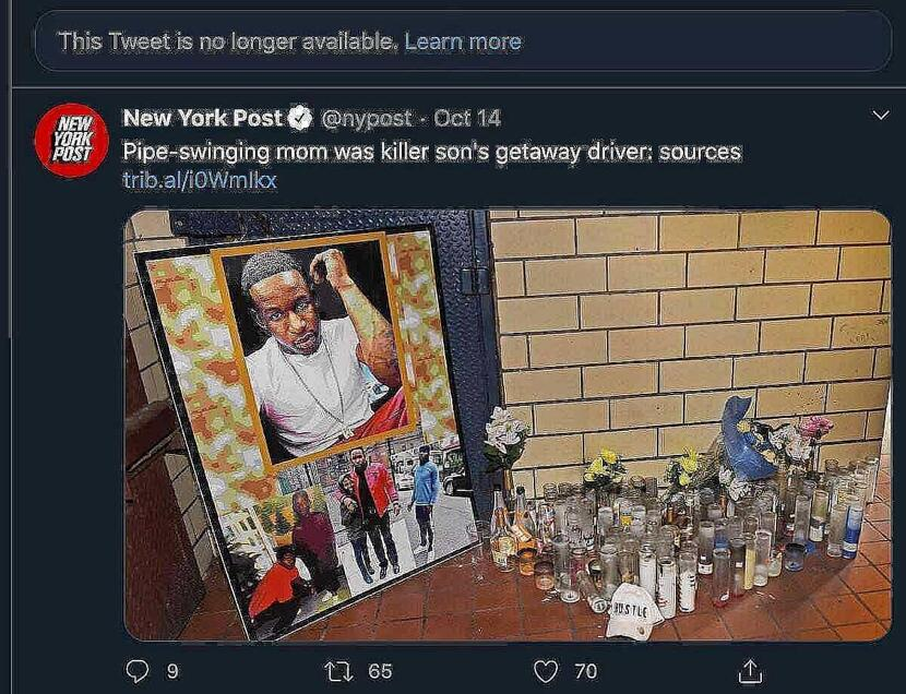 twitter refuses to unlock nypost account unless paper deletes tweets about hunter biden