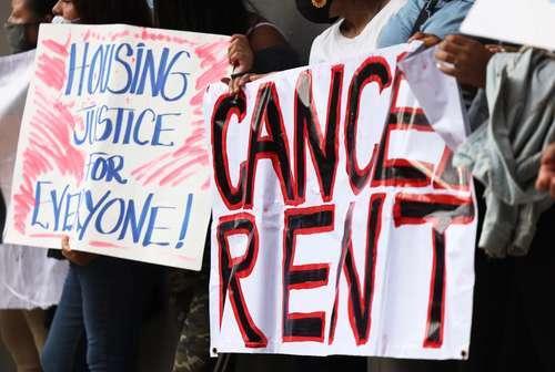 Progressive Democrats Blast 039 Reckless 039 Biden Plan To Allow Evictions To Resume
