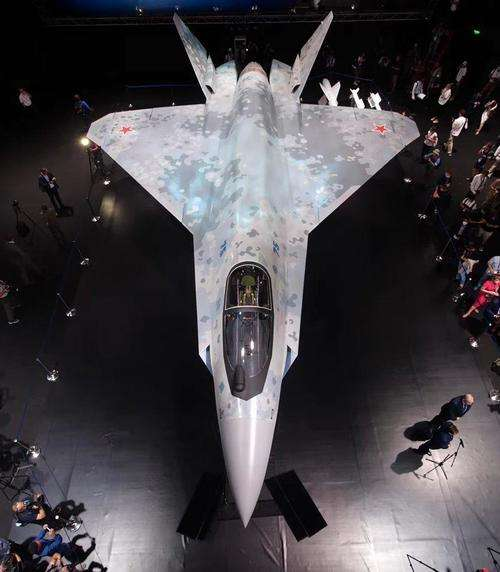 Russia Unveils Quot Checkmate Quot Its Latest 5th Generation Stealth Fighter